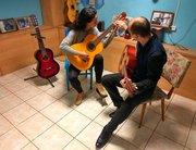 Частные уроки игры на гитаре